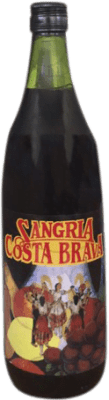 1,95 € Free Shipping | Sangaree Costa Brava Spain Missile Bottle 1 L