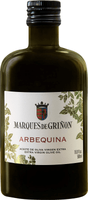 6,95 € Envoi gratuit | Huile Marqués de Griñón Arbequina Espagne Arbequina Demi Bouteille 50 cl