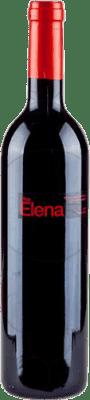 9,95 € Free Shipping | Red wine Parés Baltà Mas Elena Crianza D.O. Penedès Catalonia Spain Merlot, Cabernet Sauvignon, Cabernet Franc Bottle 75 cl