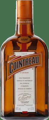 14,95 € Envío gratis | Triple Seco Rémy Cointreau Francia Botella 70 cl