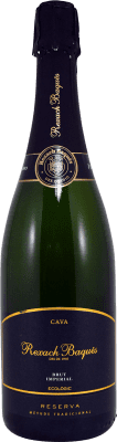 6,95 € Free Shipping | White sparkling Rexach Baques Imperial Brut Reserva D.O. Cava Catalonia Spain Macabeo, Xarel·lo, Parellada Bottle 75 cl | Thousands of wine lovers trust us to get the best price guarantee, free shipping always and hassle-free shopping and returns.