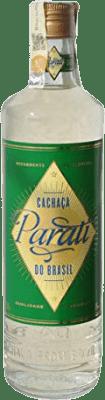23,95 € Envío gratis | Cachaza Bercito Parati Brasil Botella 70 cl