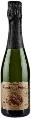 3,95 € Free Shipping | White sparkling Vins i Caves Blancher Capdevila Pujol Brut Nature Reserva D.O. Cava Catalonia Spain Macabeo, Xarel·lo, Parellada Half Bottle 37 cl | Thousands of wine lovers trust us to get the best price guarantee, free shipping always and hassle-free shopping and returns.