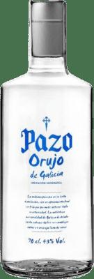 11,95 € Free Shipping | Marc Viña Costeira Pazo Spain Bottle 70 cl