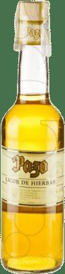 8,95 € Kostenloser Versand | Kräuterlikör Viña Costeira Pazo Spanien Flasche 70 cl