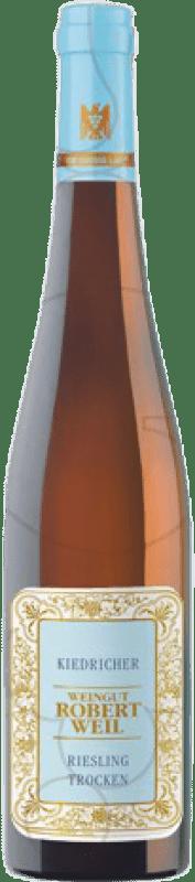43,95 € Free Shipping | White wine Weingut Robert Weil Rheingau Spätlese Crianza Germany Riesling Bottle 75 cl