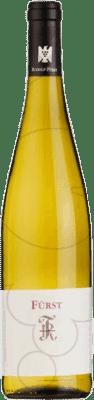 22,95 € Free Shipping | White wine Weingut Rudolf Furst Bürgstadter Crianza Germany Riesling Bottle 75 cl
