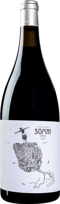 76,95 € Envío gratis | Vino tinto Portal del Priorat Somni Magnum D.O.Ca. Priorat Cataluña España Syrah, Garnacha, Mazuelo, Cariñena Botella Mágnum 1,5 L