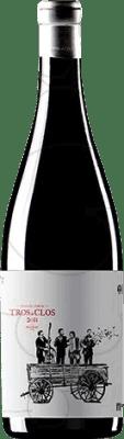 45,95 € Envío gratis | Vino tinto Portal del Priorat Tros de Clos D.O.Ca. Priorat Cataluña España Mazuelo, Cariñena Botella 75 cl
