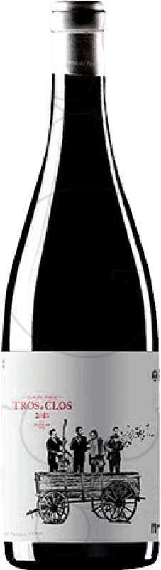 45,95 € Free Shipping | Red wine Portal del Priorat Tros de Clos D.O.Ca. Priorat Catalonia Spain Mazuelo, Carignan Bottle 75 cl