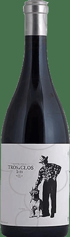 82,95 € Envío gratis | Vino tinto Portal del Priorat Tros de Clos Magnum D.O.Ca. Priorat Cataluña España Mazuelo, Cariñena Botella Mágnum 1,5 L
