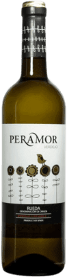 3,95 € Free Shipping | White wine Copaboca Peramor D.O. Rueda Spain Verdejo Bottle 75 cl