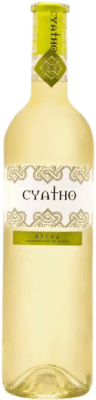 7,95 € Free Shipping | White wine Cyatho D.O. Rueda Spain Verdejo Bottle 75 cl