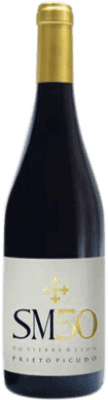 7,95 € Free Shipping | Red wine Meoriga SM 50 Crianza D.O. Tierra de León Spain Prieto Picudo Bottle 75 cl | Thousands of wine lovers trust us to get the best price guarantee, free shipping always and hassle-free shopping and returns.