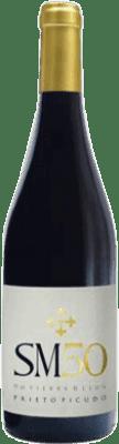 7,95 € Spedizione Gratuita | Vino rosso Meoriga SM 50 Crianza D.O. Tierra de León Spagna Prieto Picudo Bottiglia 75 cl | Migliaia di amanti del vino si fidano di noi con la garanzia del miglior prezzo, spedizione sempre gratuita e acquisti e ritorni senza complicazioni.