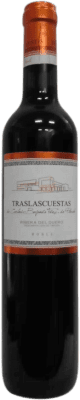 6,95 € Free Shipping | Red wine Traslascuestas Joven D.O. Ribera del Duero Spain Tempranillo Half Bottle 50 cl