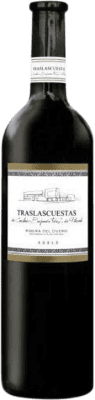 17,95 € Free Shipping | Red wine Traslascuestas Joven D.O. Ribera del Duero Spain Tempranillo Magnum Bottle 1,5 L | Thousands of wine lovers trust us to get the best price guarantee, free shipping always and hassle-free shopping and returns.