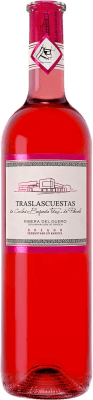 9,95 € Free Shipping   Rosé wine Traslascuestas D.O. Ribera del Duero Spain Tempranillo Bottle 75 cl   Thousands of wine lovers trust us to get the best price guarantee, free shipping always and hassle-free shopping and returns.