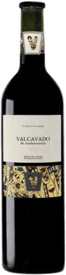 91,95 € Envoi gratuit | Vin rouge Traslascuestas Valcavado Reserva D.O. Ribera del Duero Espagne Tempranillo Bouteille 75 cl