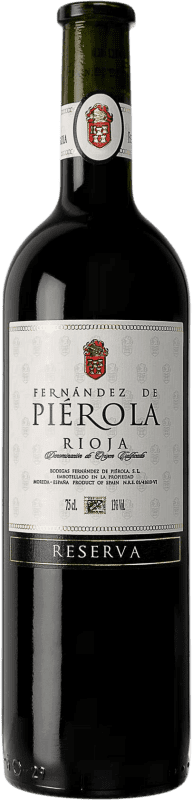 16,95 € Free Shipping   Red wine Piérola Reserva D.O.Ca. Rioja Spain Tempranillo Bottle 75 cl