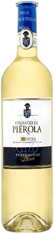 6,95 € Free Shipping | White wine Piérola D.O.Ca. Rioja Spain Tempranillo Bottle 75 cl | Thousands of wine lovers trust us to get the best price guarantee, free shipping always and hassle-free shopping and returns.