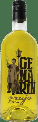 11,95 € Envoi gratuit   Liqueur aux herbes Genarín Orujo de Hierbas Espagne Bouteille 70 cl