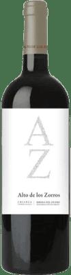 7,95 € 送料無料 | 赤ワイン Solterra Alto de los Zorros D.O. Ribera del Duero スペイン Tempranillo ボトル 75 cl | 何千ものワイン愛好家が最高の価格を保証し、常に無料で出荷し、購入して合併症を起こすことなく返品します.