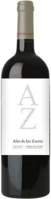 9,95 € Envoi gratuit | Vin rouge Solterra Alto de los Zorros D.O. Ribera del Duero Espagne Tempranillo Bouteille 75 cl