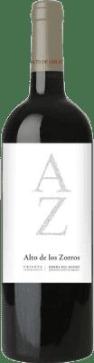 18,95 € Envoi gratuit | Vin rouge Solterra Alto de los Zorros Crianza D.O. Ribera del Duero Espagne Tempranillo Bouteille 75 cl