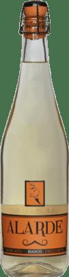 5,95 € Free Shipping | White sparkling Thesaurus Alarde Moscato Bianco Frizzante Joven I.G.P. Vino de la Tierra de Castilla y León Castilla y León Spain Muscatel, Verdejo Bottle 75 cl