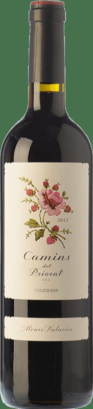 42,95 € Free Shipping | Red wine Álvaro Palacios Camins del Priorat D.O.Ca. Priorat Catalonia Spain Merlot, Syrah, Grenache, Cabernet Sauvignon, Carignan Magnum Bottle 1,5 L
