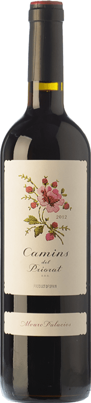 42,95 € Envoi gratuit   Vin rouge Álvaro Palacios Camins del Priorat D.O.Ca. Priorat Catalogne Espagne Merlot, Syrah, Grenache, Cabernet Sauvignon, Carignan Bouteille Magnum 1,5 L