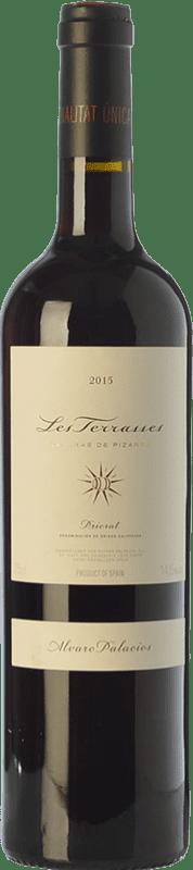 89,95 € Free Shipping | Red wine Álvaro Palacios Les Terrasses Laderas de Pizarra Crianza D.O.Ca. Priorat Catalonia Spain Syrah, Grenache, Cabernet Sauvignon, Carignan Magnum Bottle 1,5 L