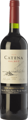 31,95 € Kostenloser Versand | Rotwein Catena Zapata Crianza I.G. Mendoza Mendoza Argentinien Malbec Magnum-Flasche 1,5 L