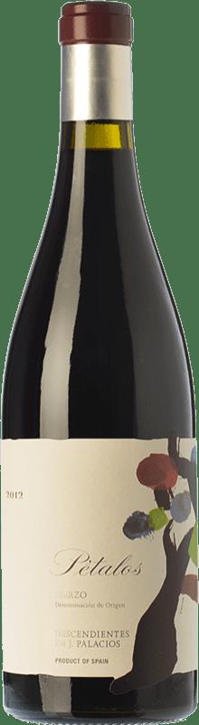 37,95 € Envío gratis | Vino tinto Descendientes J. Palacios Pétalos D.O. Bierzo Castilla y León España Mencía, Garnacha Tintorera Botella Mágnum 1,5 L