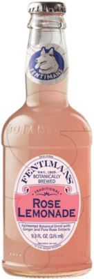 1,95 € Free Shipping | Refreshment Fentimans Rose Lemonade United Kingdom Small Bottle 20 cl