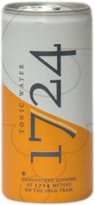 1,95 € Free Shipping | Refreshment 1724 Tonic Tonic Water Argentina Lata 20 cl
