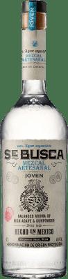 39,95 € Free Shipping | Mezcal Se Busca Mexico Bottle 70 cl