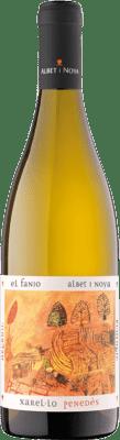 10,95 € Free Shipping   White wine Albet i Noya El Fanio Crianza D.O. Penedès Catalonia Spain Xarel·lo Bottle 75 cl