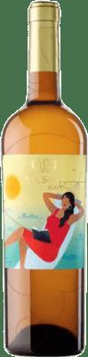 7,95 € Free Shipping   White wine Sol Solet Joven D.O. Penedès Catalonia Spain Muscat, Xarel·lo, Chardonnay, Chenin White Bottle 75 cl