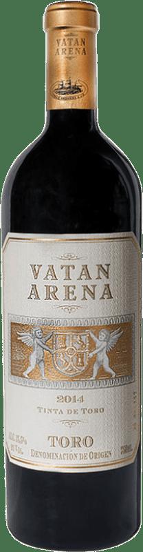 359,95 € Free Shipping   Red wine Jorge Ordóñez Vatán Arena D.O. Toro Castilla y León Spain Tempranillo Bottle 75 cl