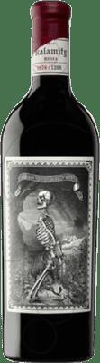 105,95 € Free Shipping | Red wine Oxer Wines Kalamity D.O.Ca. Rioja The Rioja Spain Tempranillo, Grenache, Grenache White, Macabeo Bottle 75 cl