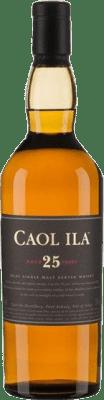 151,95 € Free Shipping   Whisky Single Malt Caol Ila 25 Años Islay United Kingdom Bottle 70 cl