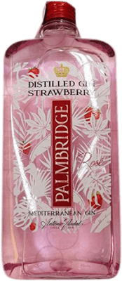 11,95 € Free Shipping   Gin Antonio Nadal Palmbridge Strawberry Spain Petaca 1 L