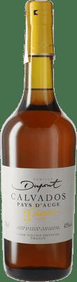 119,95 € Envío gratis | Calvados Domaine Dupont 15 Años I.G.P. Calvados Pays d'Auge Francia Botella 70 cl