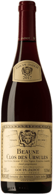 108,95 € Free Shipping | Red wine Louis Jadot 1er Cru Clos des Ursules A.O.C. Beaune Burgundy France Pinot Black Bottle 75 cl