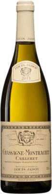 105,95 € Free Shipping | White wine Louis Jadot 1er Cru En Cailleret A.O.C. Chassagne-Montrachet Burgundy France Chardonnay Bottle 75 cl