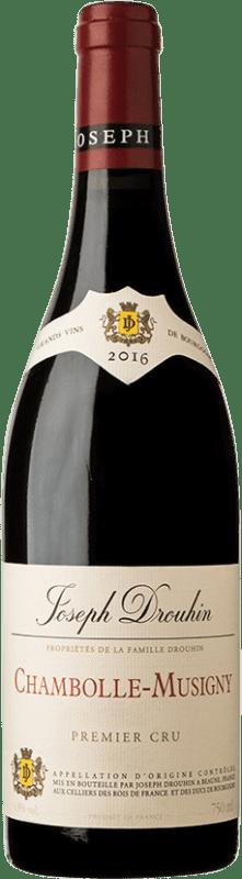 98,95 € Envoi gratuit | Vin rouge Drouhin 1er Cru A.O.C. Chambolle-Musigny Bourgogne France Pinot Noir Bouteille 75 cl