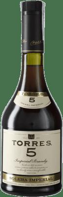 9,95 € Envoi gratuit   Brandy Torres 5 D.O. Penedès Catalogne Espagne Bouteille 70 cl
