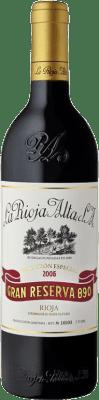 109,95 € Kostenloser Versand | Rotwein Rioja Alta 890 Selección Especial Gran Reserva 2005 D.O.Ca. Rioja Spanien Tempranillo Flasche 75 cl